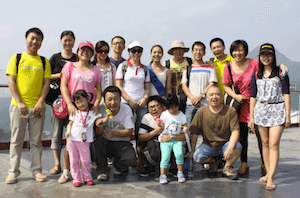 AQF_Team building in China - Humans come first