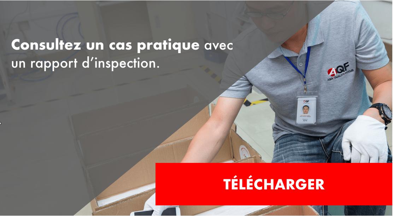 rapport d'inspection