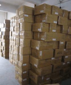 AQF_La condition d'inspection avant embarquement: des produits 100% finit et 80% emballés selon le Quality Control Blog